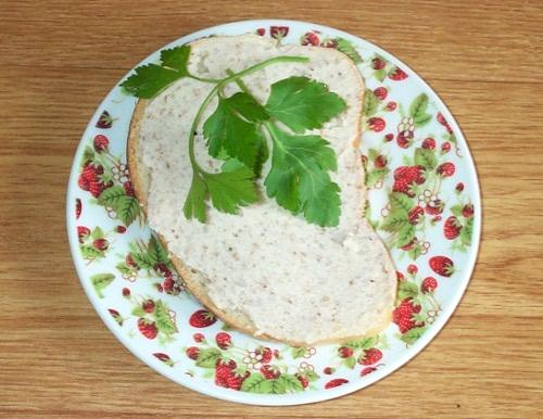 вегетарианский пасчет из гречки