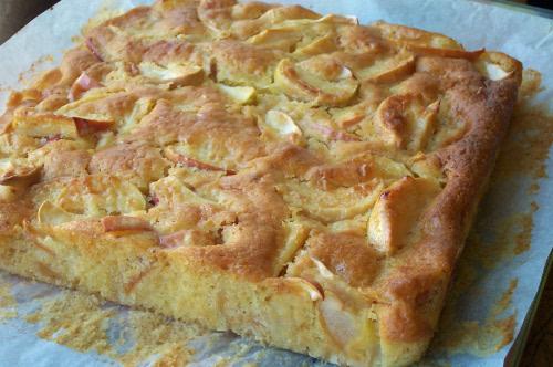 веганский пирог