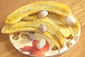 запеченные бананы