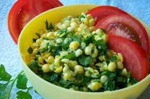 кукурузный салат