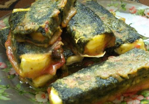 вегетарианская рыба