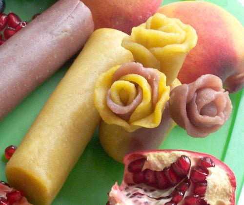 сырой марципан