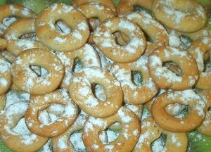 вегетарианское ореховое печенье