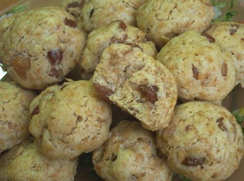 овсяное печенье в пароварке