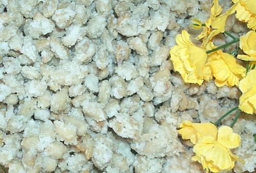 орешки в сахаре