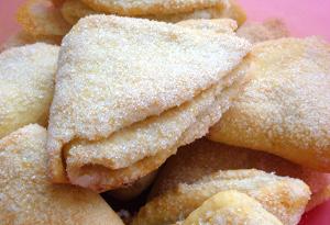 веганское творожное печенье