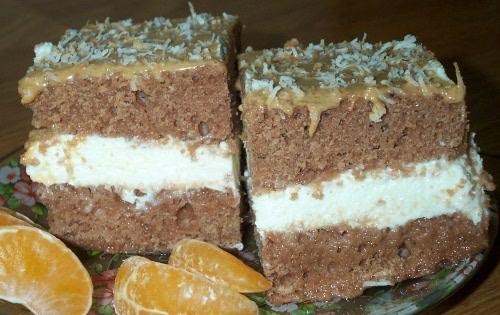 торт в пароварке